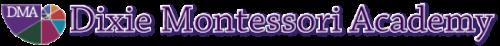 Dixie Montessori Academy logo